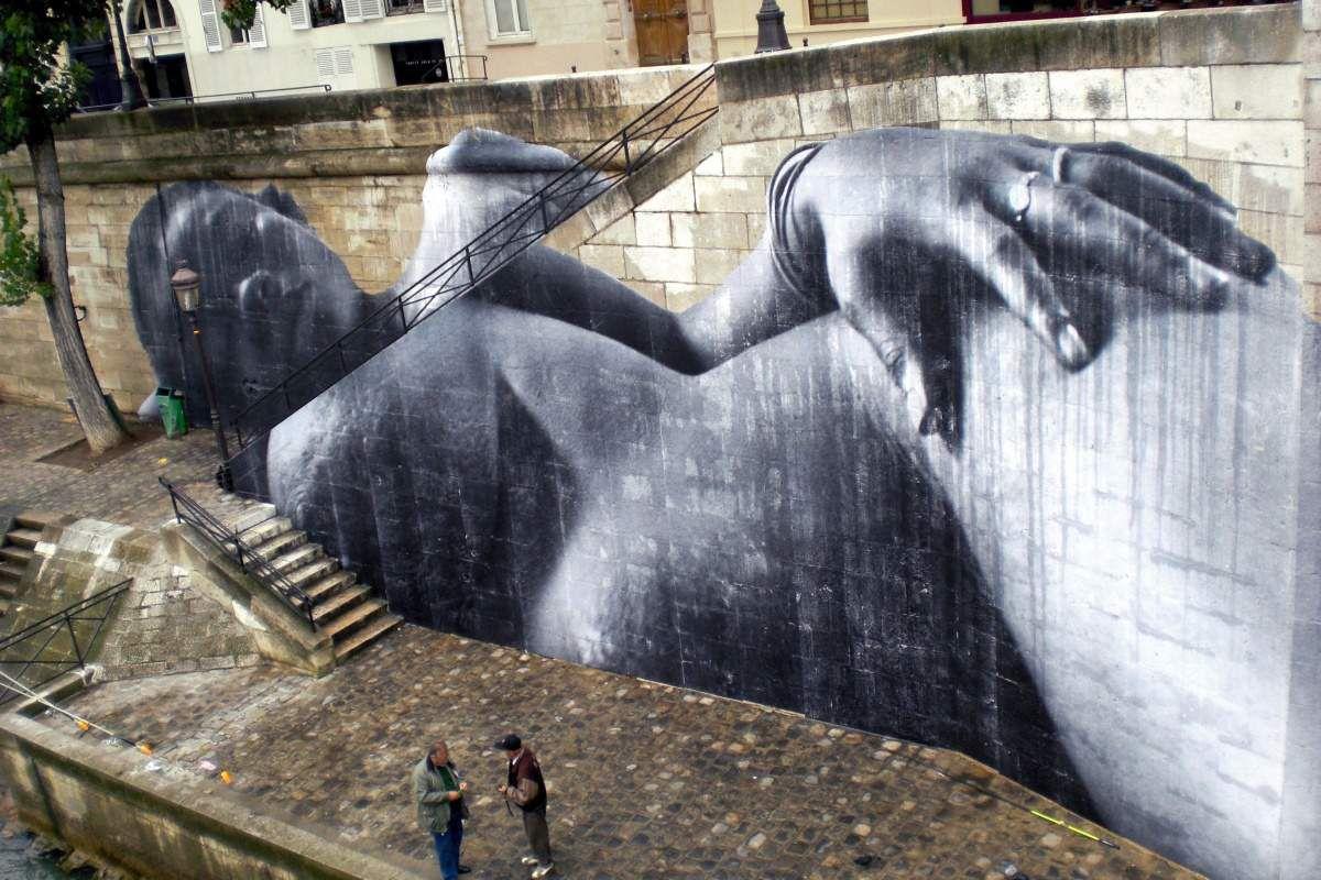 Street-Art... en 20 images