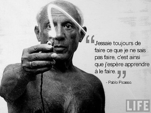 Pablo Picasso - 7 citations