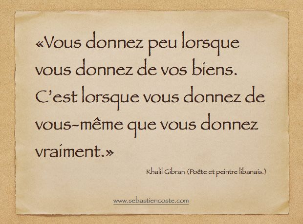 Khalil Gibran 33 Citation Et 1 Texte La Vache Rose