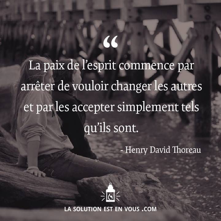 Henry David Thoreau 6 Citations La Vache Rose