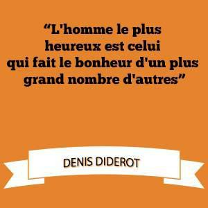 Denis Diderot - 4 Citations