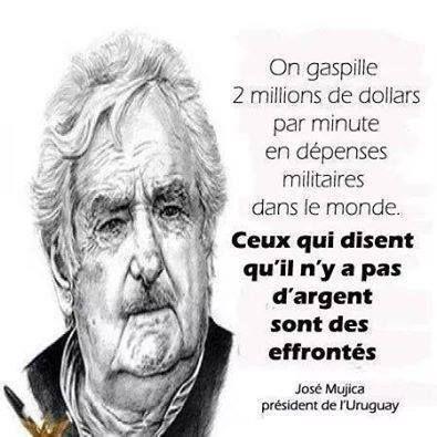 José Mujica - 2 Citations