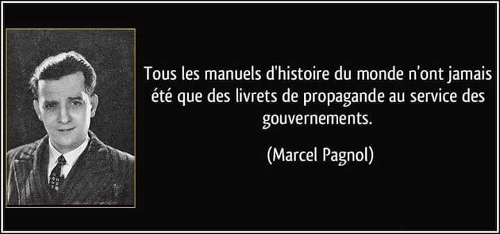 Marcel Pagnol 3 Citations La Vache Rose