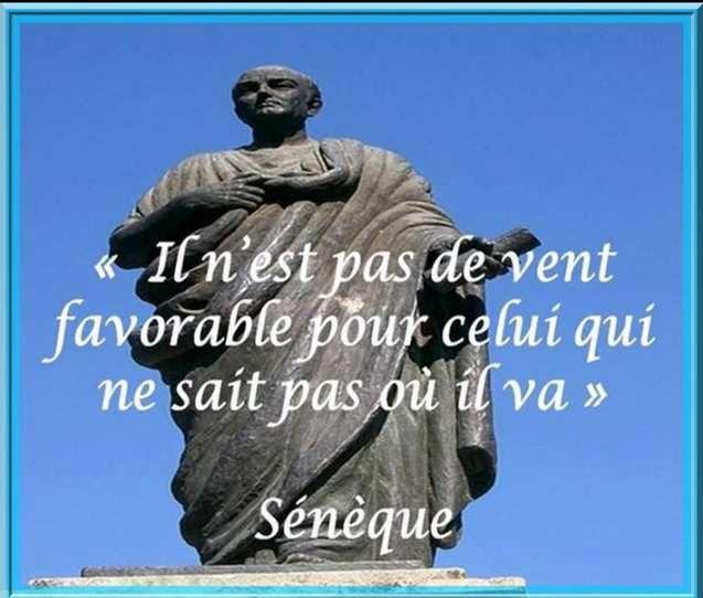 Sénèque - 16 Citations