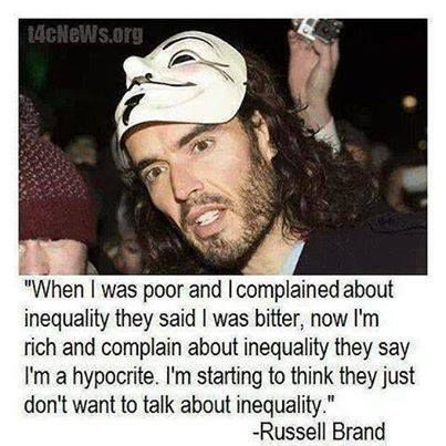 Russell Brand - English