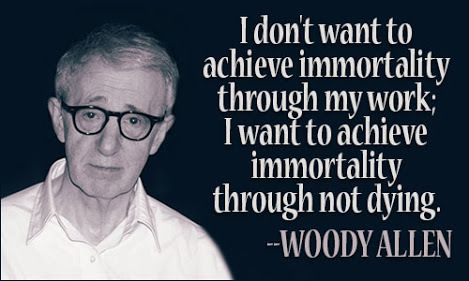 Woody Allen - English