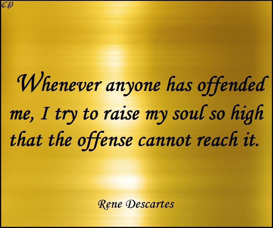 Rene Descartes - English