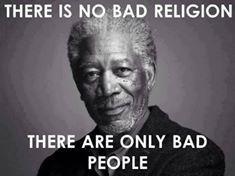 Morgan Freeman - English