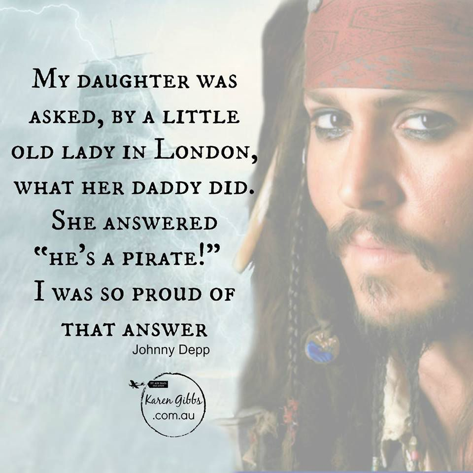 Johnny Depp - English