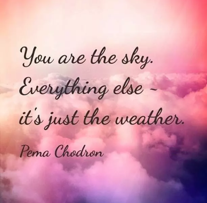 Pema Chödrön - English - 4 Quotes