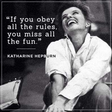 Katharine Hepburn - English