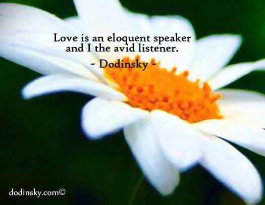 Dodinsky - English - 21 Quotes