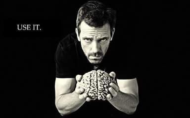 Dr Gregory House - English