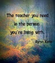 Byron Katie - English