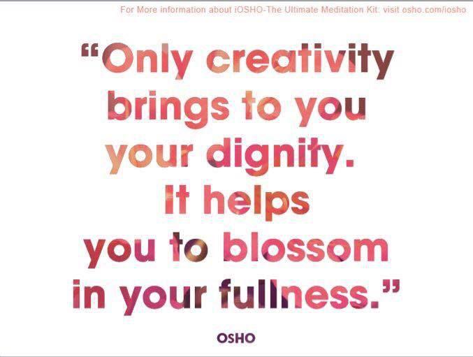 Osho - English - 18 Quotes