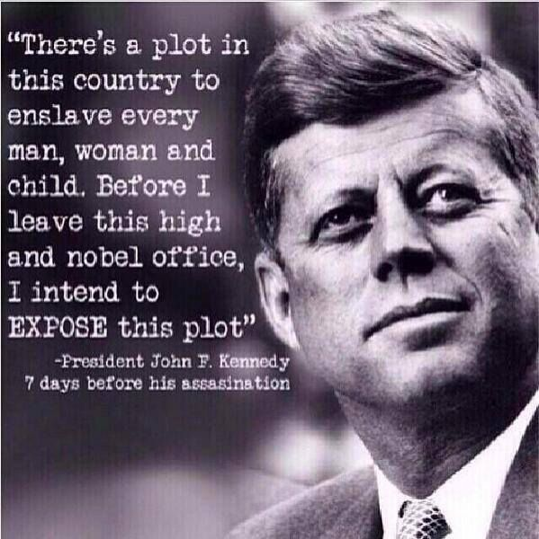 John Fitzgerald Kennedy - English