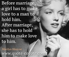 Marilyn Monroe - English - 12 Quotes