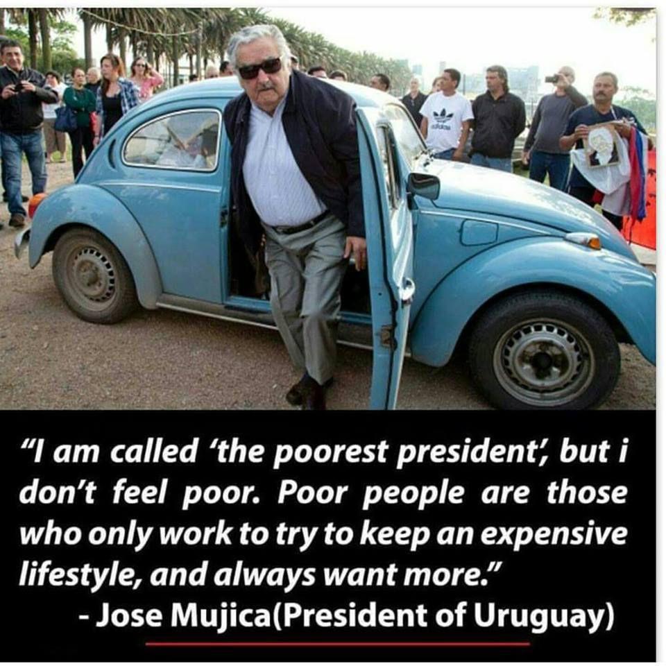 Jose Mujica - English