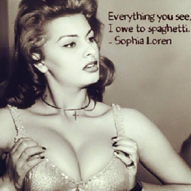 Sophia Loren - English