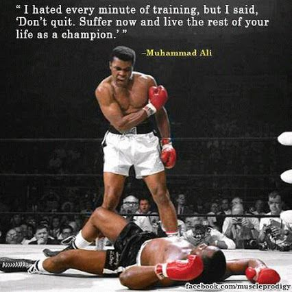 Muhammad Ali - English