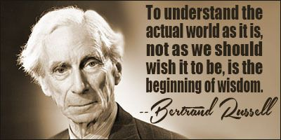 Bertrand Russell - English - 5 Quotes