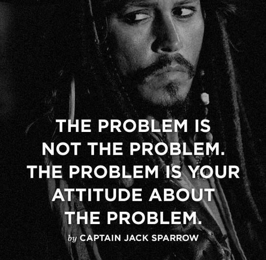 Captain Jack Sparrow - English