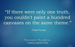 Pablo Picasso - English - 6 Quotes