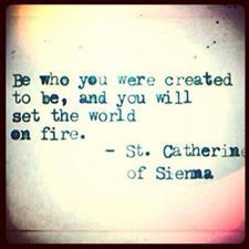 St Catherine of Sierma