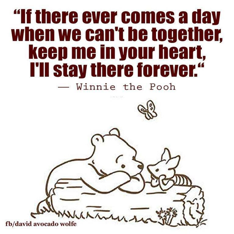 Winnie the Pooh - English - 3 Quotes