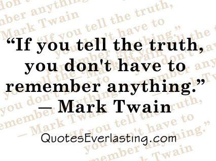 Mark Twain - English - 16 Quotes
