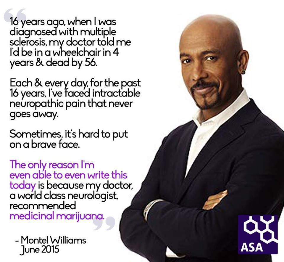 Montel Williams - English