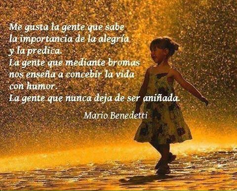 Mario Benedetti - Castellano - 45 Frases y 1 poema