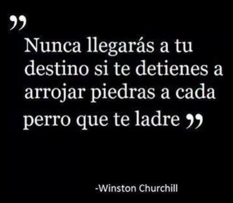 Winston Churchill - Castellano