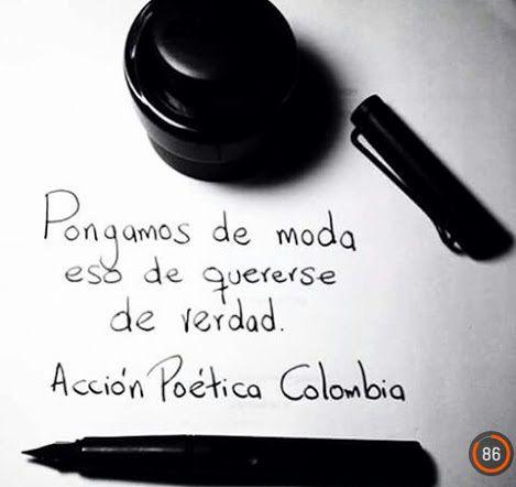 Acción Poética Colombia - Castellano