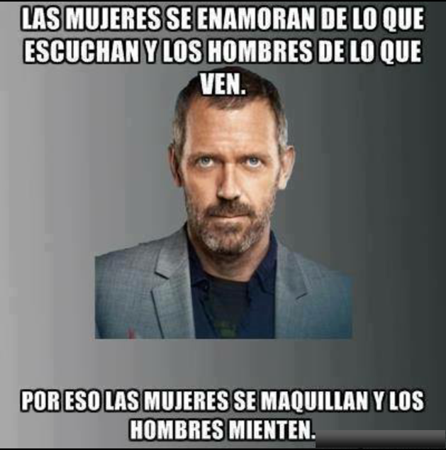 Dr Gregory House - Castellano