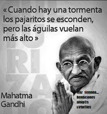 Mahatma Gandhi - Castellano
