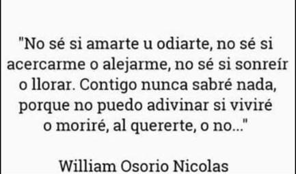 William Osorio Nicolas - Castellano
