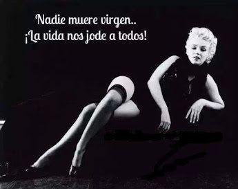Marilyn Monroe - Castellano - 12 Frases