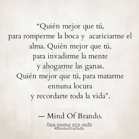 Mind of Brando - Castellano - 31 Frases
