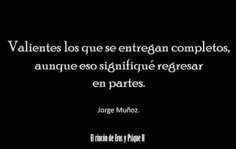 Jorge Muñoz - Castellano - 6 Frases