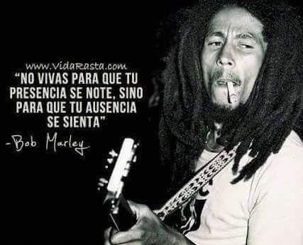 Bob Marley - Castellano - 8 Frases
