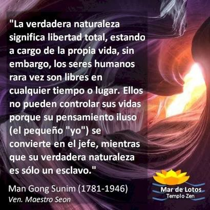 Man Gong Sunim - Castellano