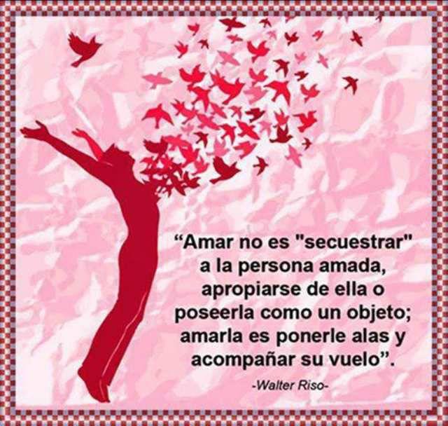 Walter riso castellano 32 frases la vache rose for Frases de walter riso