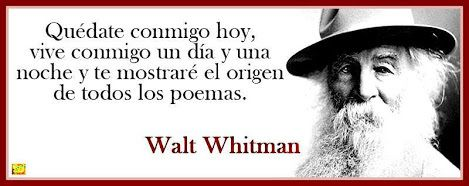 Walt Whitman - Castellano