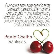 Paulo Coelho - Castellano - Adulterio - imágenes