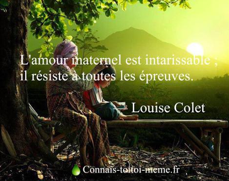 Louise Colet - 2 Citations