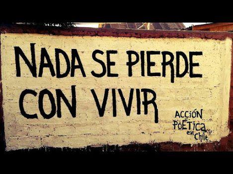 Acción Poética Chile - Castellano