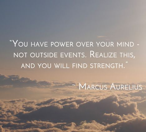 Marcus Aurelius - English - 4 Quotes