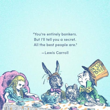 Lewis Carroll - English
