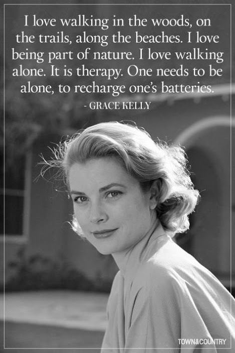 Grace Kelly - English - 2 Quotes